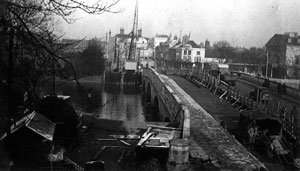 Widening of the Town Bridge